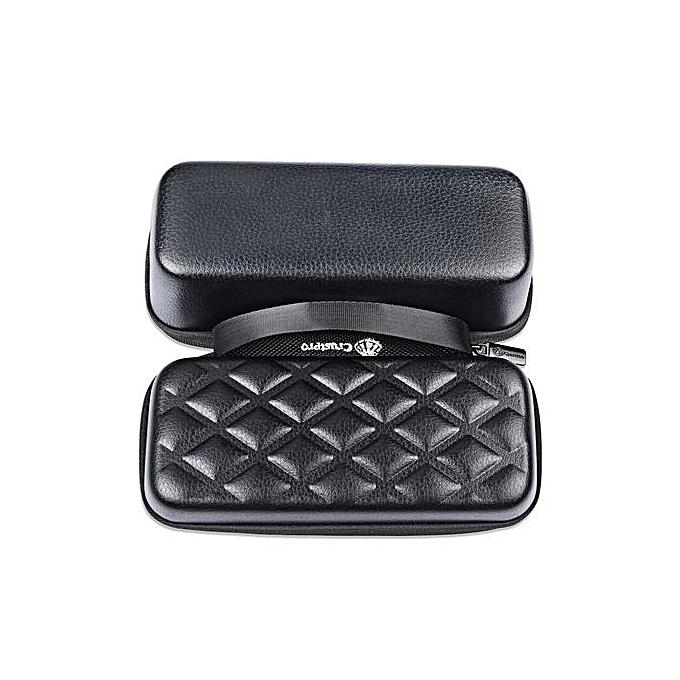 Generic Speaker EVA Shockproof Bag Travel Carrying Case For JBL Flip 4 / 3 Bluetooth Speaker-Black au Côte d'Ivoire à prix pas cher     Côte d'Ivoire