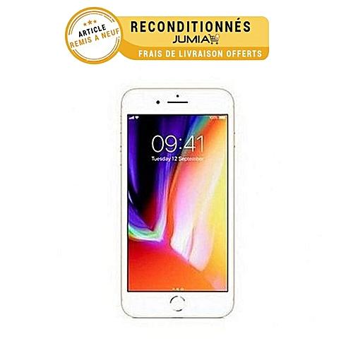 b577ce869784e0 Apple IPhone 8 Plus - 5.5 Pouces - 4G LTE - 64Go Rom - 3Go Ram - 2x ...