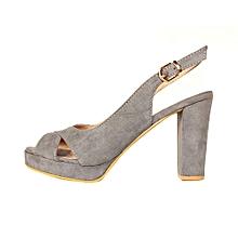 Sandales blanches et dorées -CHC SHOES- Ref: 0827 djR6V