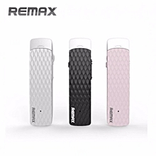 remax rb-t9 stylish bluetooth 4.1 wireless business headset / earpiece / earphone / headphone with noise cancelling mic / hd voice - compatible with iphone, android, and most smartphones   soitmai