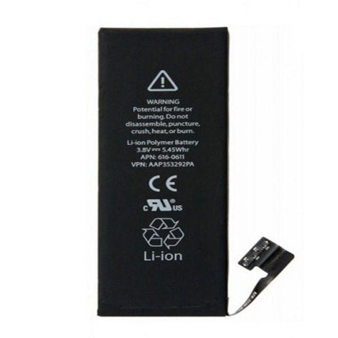 accessoire electro batterie compatible iphone 5 noir. Black Bedroom Furniture Sets. Home Design Ideas