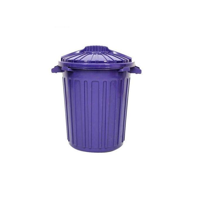 Poubelle – Plastique – 60 Litres – Violet