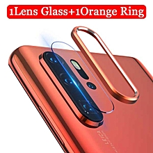 for huawei p30 pro p30 metal rear lens protective ring + tempered glass camera lens film for huawei p20 pro p20 screen protector gti