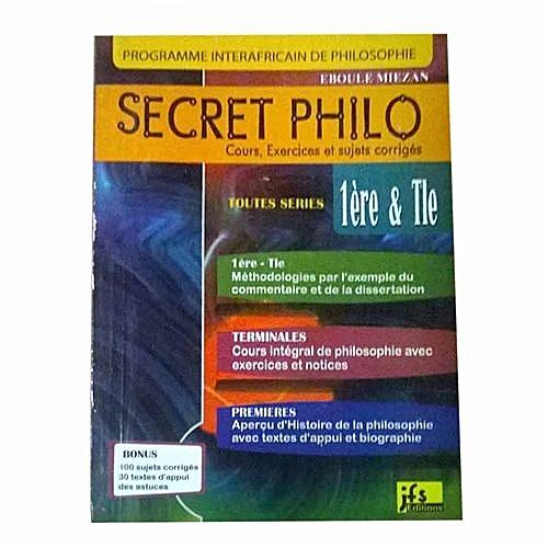 Ldf livre de philo 1 re tle multicolore au c te d - Maison des enfants de la cote d opale ...