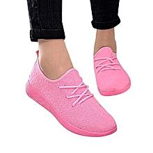 77b47eff83087 Paire De Baskets Pour Femme - Pink