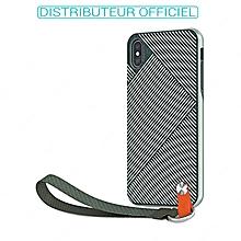 coque ( etui ) - apple iphone xs max - couleur verte - moshi