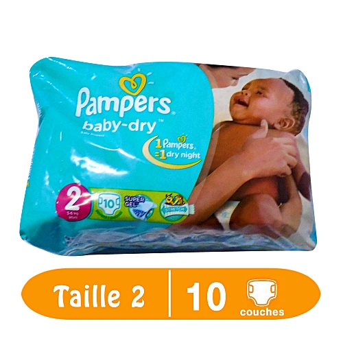c97a6cc03595b PAMPERS Couches Bébé Baby Dry