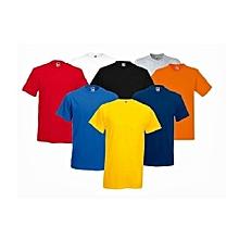 e6e8505d21 Huit ( 8 ) Tee-shirt Pure Coton - Mixte -Multicolore