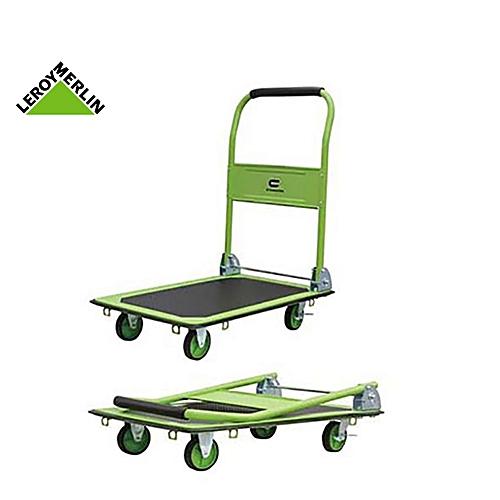 Leroy merlin chariot de transport 150 kg vert prix pas - Chariot de jardin leroy merlin ...