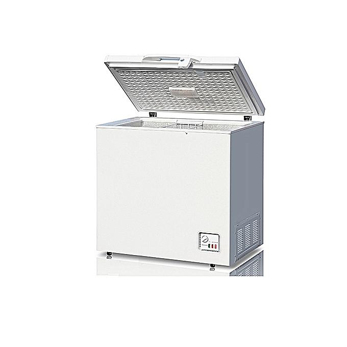 Mideacong lateur horizontal 415 litres hs 546c for Congelateur coffre 100 litres