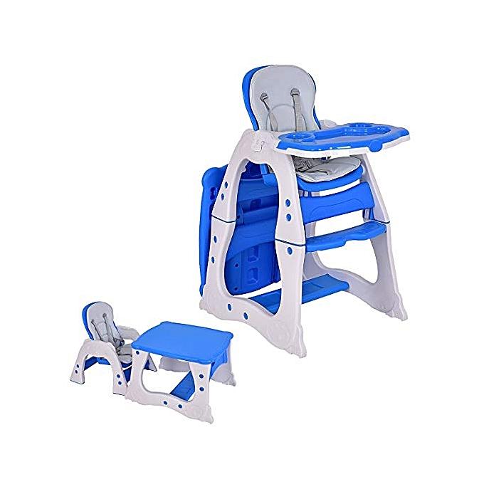 sans marque chaise haute bleu au c te d 39 ivoire prix pas cher jumia c te d 39 ivoire. Black Bedroom Furniture Sets. Home Design Ideas