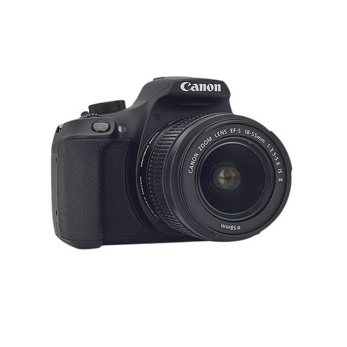 canon appareil photo cam ra 3 pouces eos 1300d 18 55dc 18 m gapixels noir acheter en. Black Bedroom Furniture Sets. Home Design Ideas