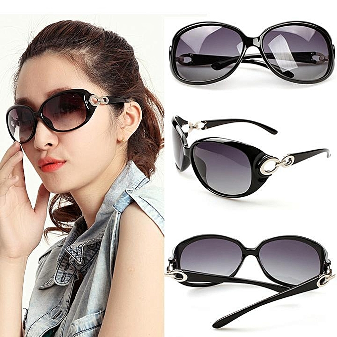 Hot Fashion Women/S Sun Glasses Retro Designer Big Frame Sunglasses Goggles 3 Colors kHLrWo