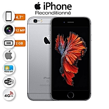 "iphone 6s plus - 5.5"" - 4g lte - 16 go - 2go ram- 12mpx - space gray - reconditionné - garantysmart 3 mois"