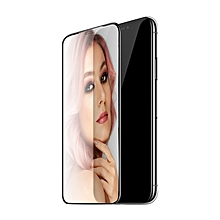 hoco mirror full screen beauty tempered film for iphone xs max(black)