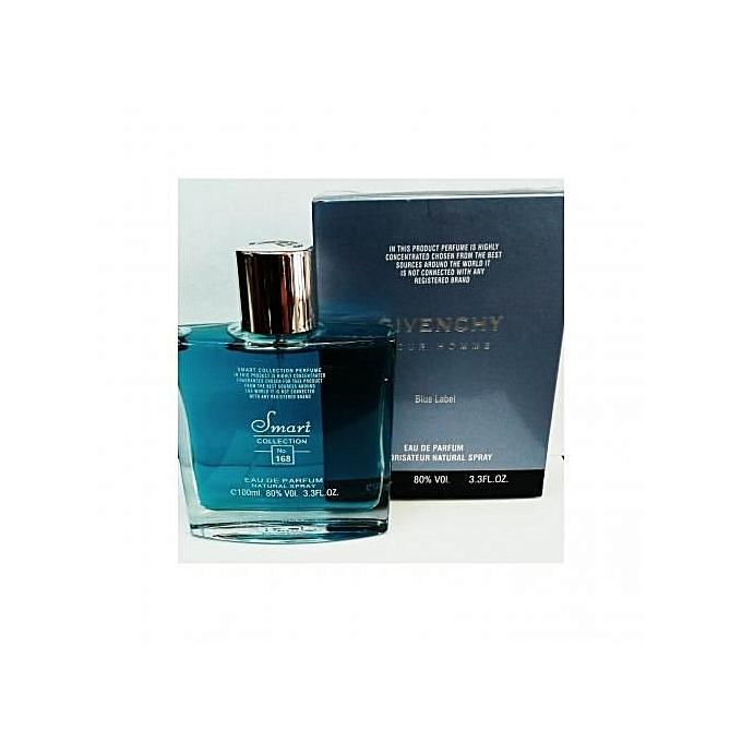 SMART Eau De Parfum  SC N°168 – Pour Homme – 100 Ml – Bleu Ciel au Côte d'Ivoire à prix pas cher  |  Côte d'Ivoire