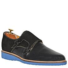 pretty nice 76dab a4c65 Chaussures Hommes En Cuir - Noir