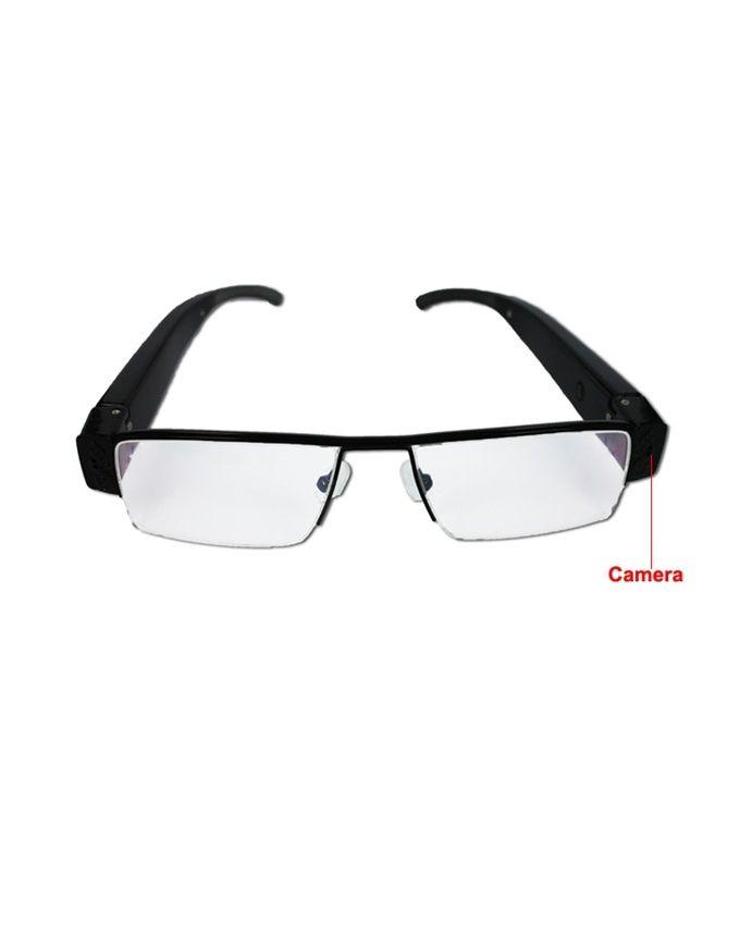 Accessoire electro cam ra vid o cach e en lunette hd 720p for Entretien jardin 11400