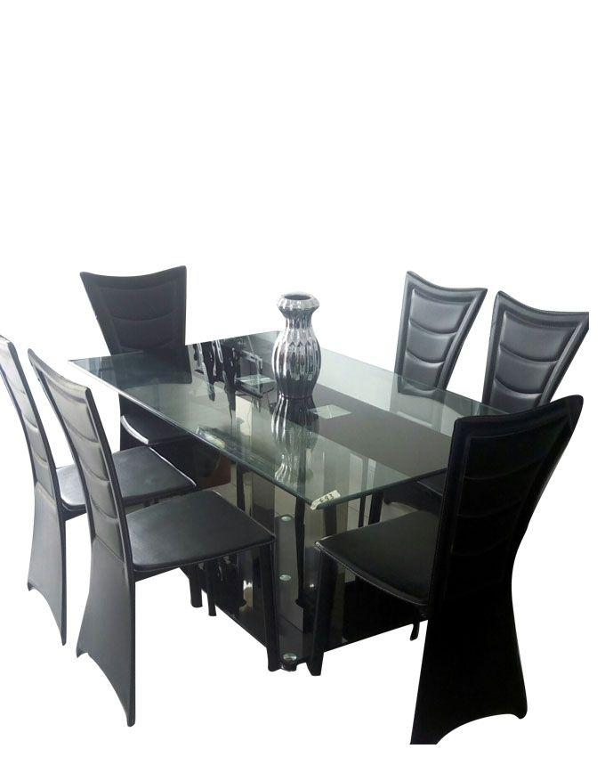 Table a manger acheter en ligne jumia c te d 39 ivoire for Salle a manger 6 places