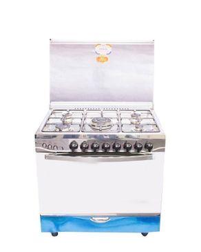 Universal cuisini re gaz 5 feux argent acheter en ligne jumia c te - Cuisiniere a gaz 5 feux ...