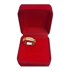 Skingwa Oreillers /à anneau pour mariage anneau de porteur de bagues Blanc ivoire Fournitures de mariage Double c/œur blanc