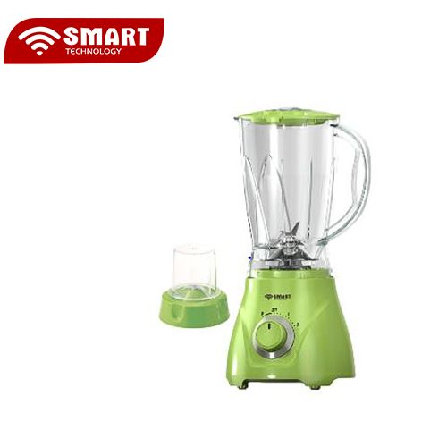 product_image_name-SMART TECHNOLOGY-Blender - STPE-1020GR - 2 En 1 - 1.5 Litre - 400 W - Vert - Garantie 3 Mois-1