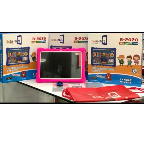 product_image_name-BEBE TAB-Tablette Enfant Tab B-2020 ~16 GB - 1 Go  - Rose-1