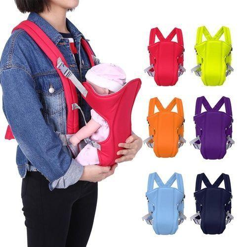 product_image_name-No Brand-Kangourou Pour Bébé - Porte Bebe- 0 à 10 Kg - 3 à 16 Mois- Multicolores-3