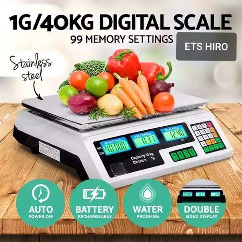 product_image_name-Generic-Balance Électronique 40KG - Noir-1