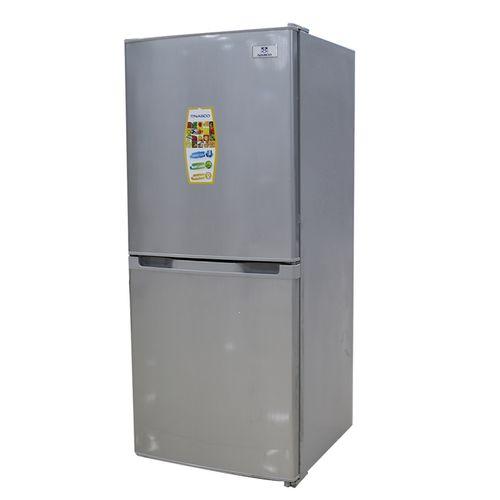 product_image_name-Nasco-Réfrigérateur Combiné - NAS-179N - 135 Litres - Gris - Garantie 12 Mois-1