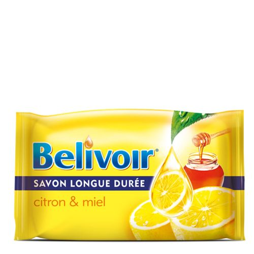 product_image_name-Belivoir-Savon De Toilette - Citron & Miel - 175 Gr-1