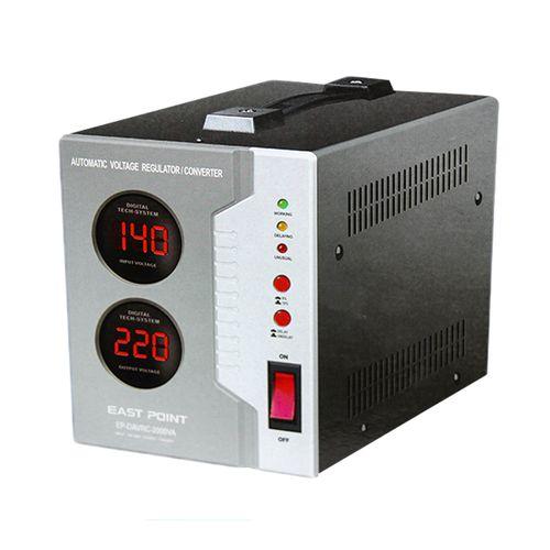 product_image_name-East Point-Stabilisateur Automatique De Tension Numérique - EP-DAVRC - 1000VA-1