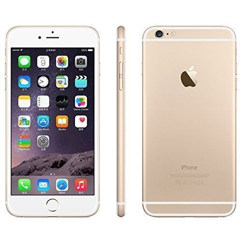 product_image_name-Apple-IPhone 6 Plus - 5.5'' - 4G LTE - 1/16 Go - 8Mpx - OR - Reconditionné - Garanty Smart 3 Mois-2