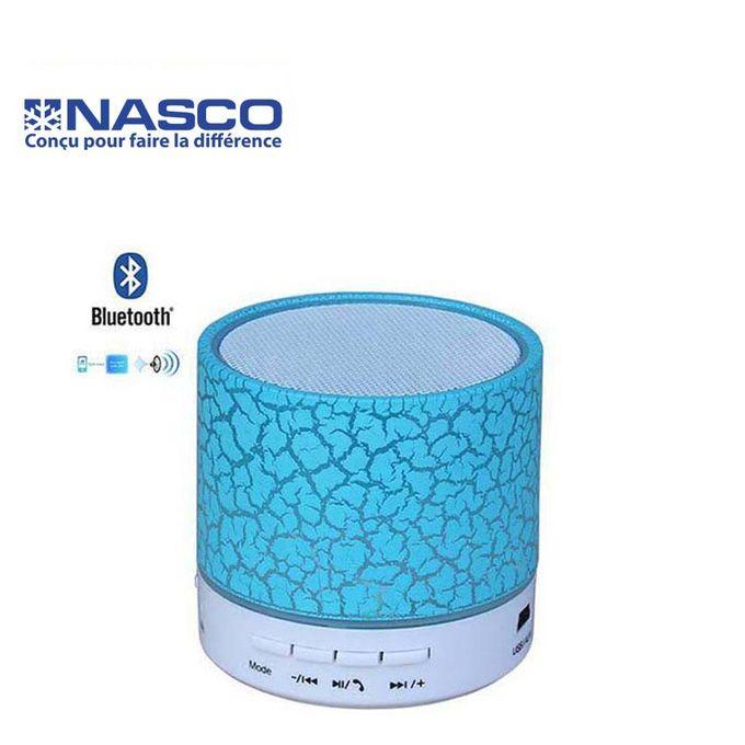 product_image_name-Nasco-Enceinte Bluetooth - HIFI_S08U - 2W - USB - Bluetooth Intégré - Bleu + 1 mois de garantie-1