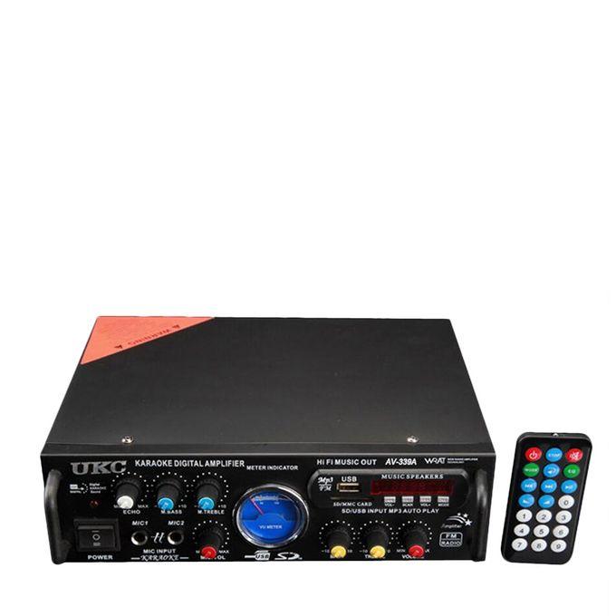 Amplificateur Noir