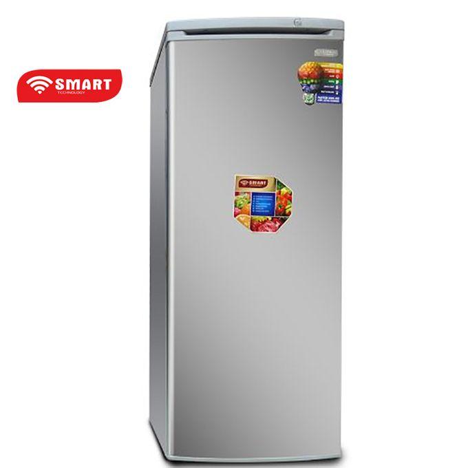 product_image_name-SMART TECHNOLOGY-Congélateur 6 Tiroirs - STCD-335H - 180 L - Argent - 12 Mois Garantie-1