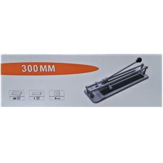 Coupe Carreaux Manuel Semi Professionnel Longueur 30cm Garantie 1 An