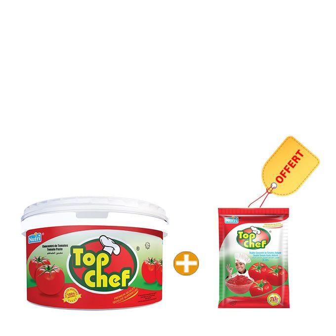 product_image_name-TOPCHEF-Concentré De Tomate Pot 2Kg + Sachet 70G Offert-1