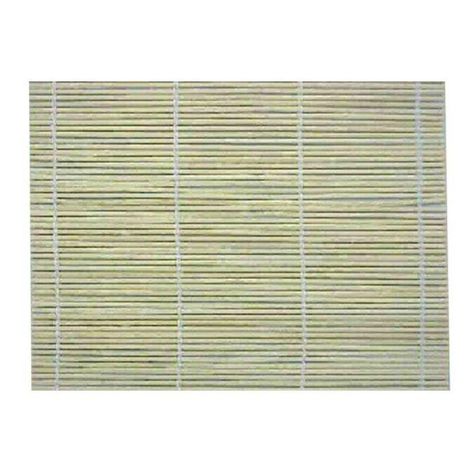 leroy merlin store en bambou naturel  larg 100 x haut 160