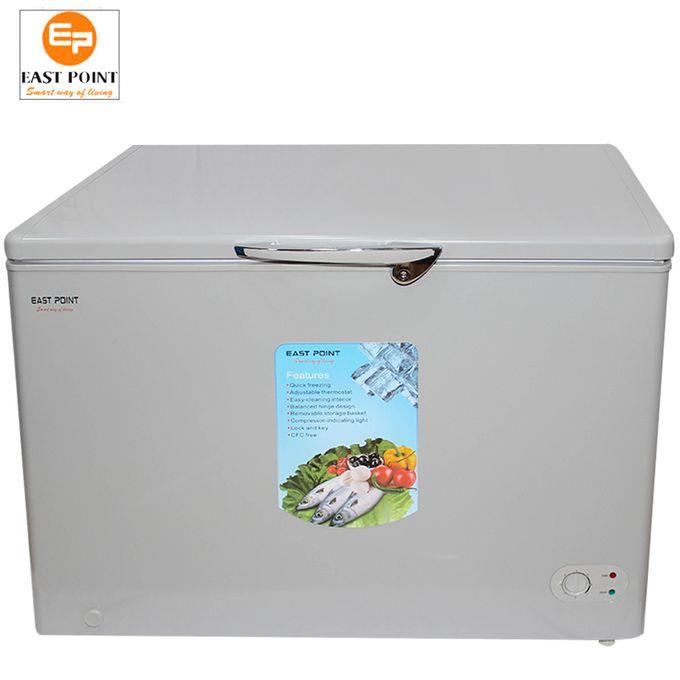 product_image_name-East Point-Congélateur Horizontal - EP-350L - Gris-1
