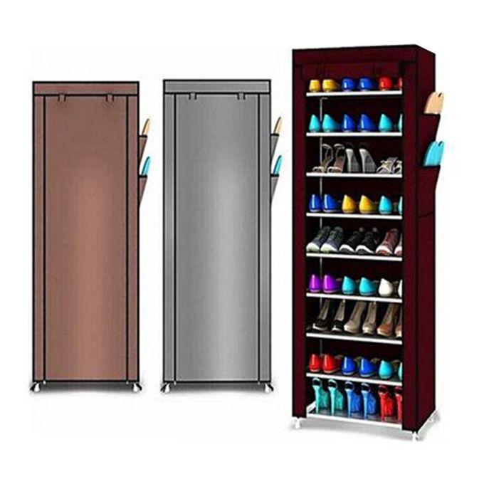product_image_name-Generic-Étagères À Chaussures - 30 Paires-2