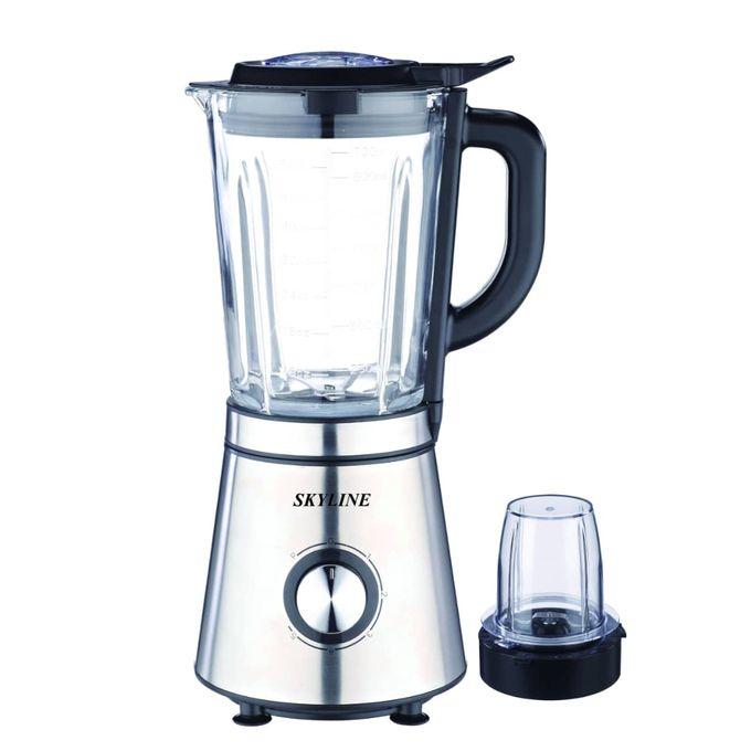 product_image_name-SMART TECHNOLOGY-Blender - SKKA-8857 - 1.5 L - 500 W - Blanc Garantie 3 Mois-1
