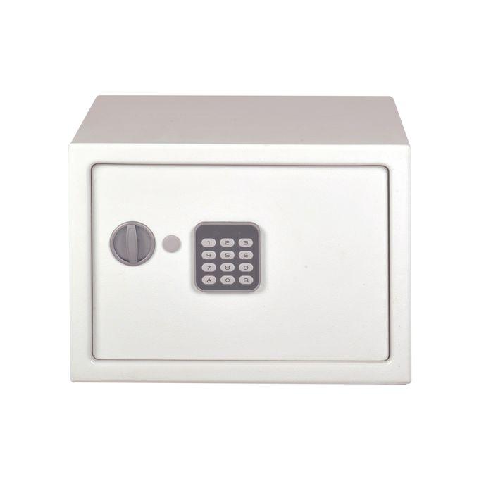 Coffre Fort à Code 16l H25 X L35 X P25 Cm Garantie 2 Ans