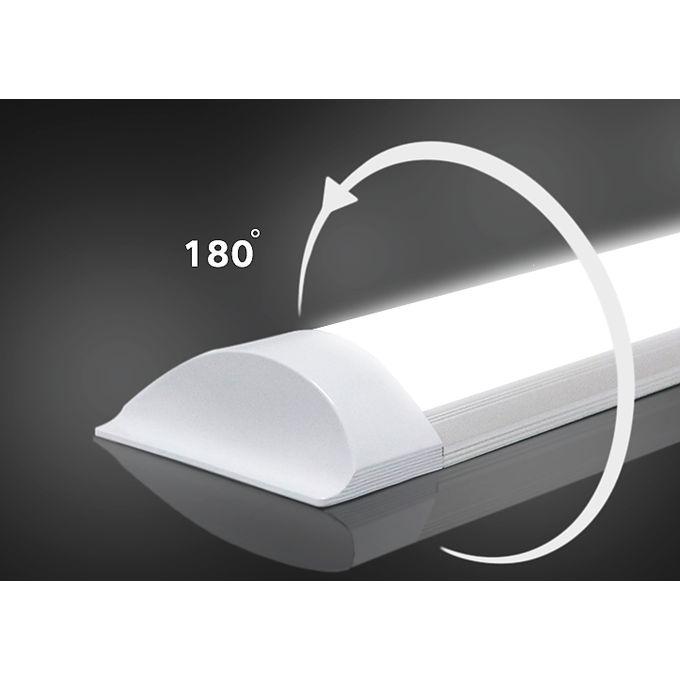 Réglette Led Incorporé Couleur Blanc6500k