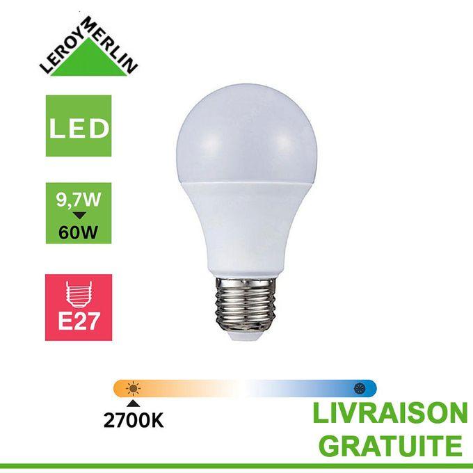 Ampoule Led E27 à Vis 97w équiv 60w 2700 K Led