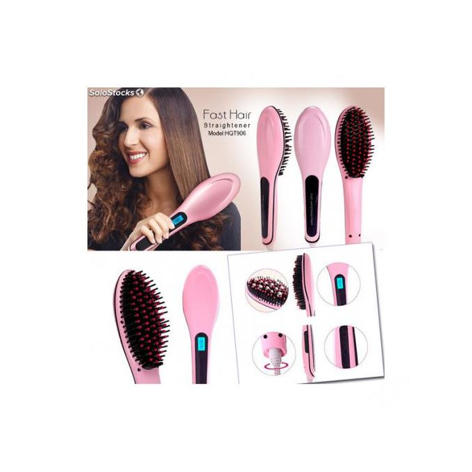 product_image_name-Generic-BROSSE A CHEVEUX POUR FEMME Fast Hair Straightener HQT-906-1
