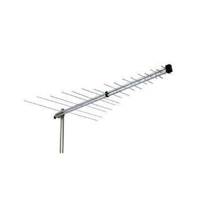 Antenne Extérieure Tnt 32 Eléments Pour Uhf Et Vhf An32dt Gris