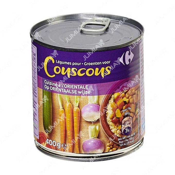 Légumes Cuisinés Pour Couscous 400g