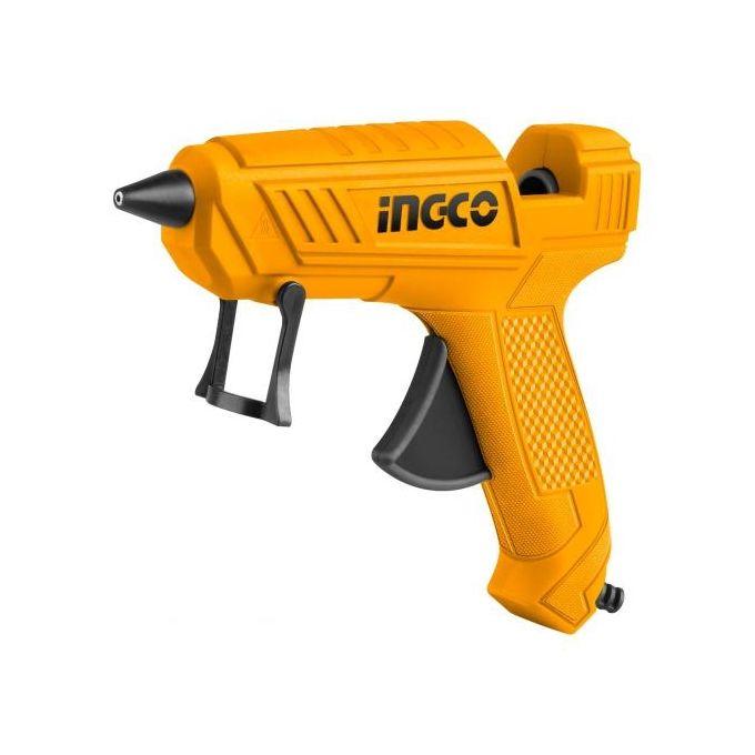 Pistolet à Colle 100w Jaune