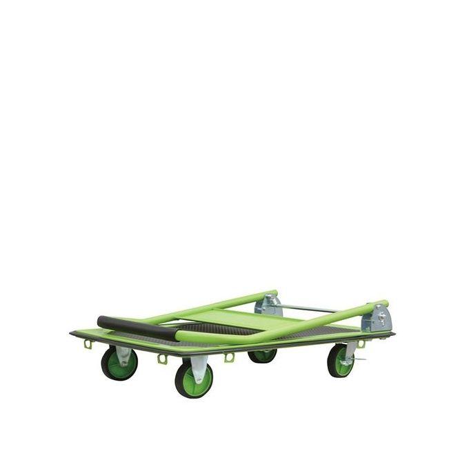 Chariot De Transport 150 Kg Vert